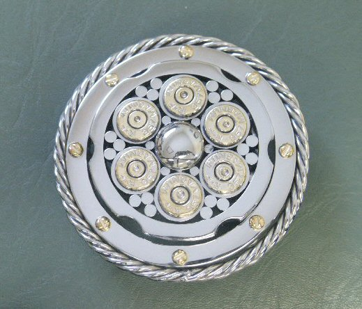 Spinner Belt Buckle